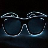 Fehlerfreie entgegenkommende LED-EL-Sonnenbrillen