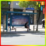 Bandiera esterna della visualizzazione di LED della fermata dell'autobus per fare pubblicità