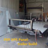 Panneau lisse de FRP XPS pour le corps de camion