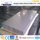 Plaque d'acier inoxydable de la qualité 430 avec le film de PVC