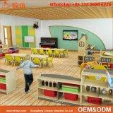 Jeux de mobilier scolaire de jardin d'enfants de meubles de gosses pour la pépinière