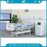AG-Par009 5-l'hôpital de la Fonction Lit l'unité ICU (pesant Type)