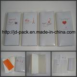 Copertina di libro libera, copertina di libro del PVC