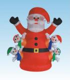 ADR di CInflatable il Babbo Natale (YD-0036): 70CFM<br /><br />Se siete interessato nei nostri prodotti, metterseli in contatto con prego.