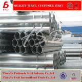 Bs1387 ASTM A53 galvanisiert ringsum Gefäß
