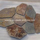Fabricante China de pavimentación de pizarra natural