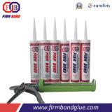 Puate d'étanchéité acétique de silicones de qualité supérieur de vente chaude