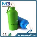 Bottiglia di alluminio promozionale prefabbricata della bottiglia della Cina con il marchio personalizzato