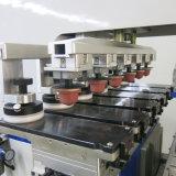 Il multi colore sei trasporta la stampatrice del rilievo del Inkwell del Worktable