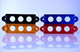 La batteria universale dei ricambi auto della lega di alluminio di CNC lega giù
