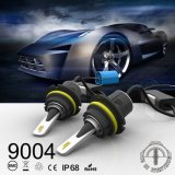 B6 Car модель 9004 9007 СВЕТОДИОДНЫЕ ФАРЫ С турбины 24W 3600лм наилучшего качества