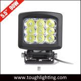 """5.5"""" Cuadrado 90W LED de servicio pesado camión tractor iluminación para vehículos todoterreno"""
