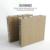 L'aluminium Honeycomb panneaux stratifiés pour Custom