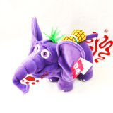 Het Stuk speelgoed van de Pluche van de olifant voor Baby