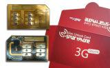 Nouveaux 2.2.1 FW ouvrent la carte de Turbo SIM du téléphone 3g