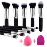 Hot les ventes de produits de beauté du visage de l'oeuf de brosse Blush Brosse brosse de maquillage