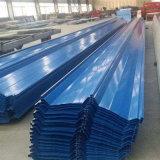 Los materiales de construcción aislamiento térmico de acero galvanizado de techos de color Perfil hoja