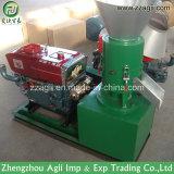 Am meisten benutzte motorangetriebene kleine Dieseltablette, die Maschine für hölzerne Zufuhr herstellt