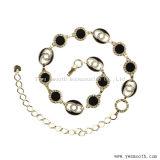 Fashion Rhinestone Crystal de la taille de la chaîne des courroies accessoires du vêtement de métal