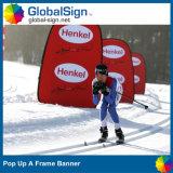 Shanghai Globalsign vendedores calientes aparecerá una Banners Frame