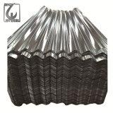 S550gd Az60 Aluzincの波形の鋼鉄屋根ふきシート