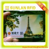 Smart card do competidor de Price Tk4100 Chip Card/125kHz Writable RFID com o smart card da identificação Card/NFC de Magnetic Strip/Blank Student para Sale