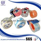 よい接着剤BOPPの水晶粘着テープと最上質