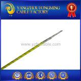fio elétrico de alta temperatura de 450deg c 0.75mm2