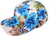 Оптовый хлопок 5 шлемов Snapback панели флористических
