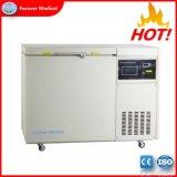 - 150度の箱のタイプ118Lの医学の低温学の冷凍庫
