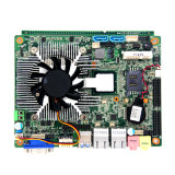 Placa base de la PC de la tableta 3.5inch con SIM, WiFi y 24bits Lvds