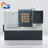 싼 작은 수평한 CNC 기계장치 기울기 침대 선반 기계 Ck32L