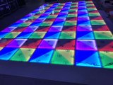 Azulejo del baile de etapa del RGB el 100*100cm Dance Floor DMX