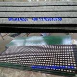 Keramische Riemenscheiben-Gummiverkleidung für Förderanlage