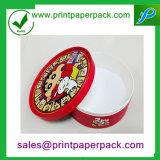 Contenitore di imballaggio cosmetico stampato abitudine del tè del vino del tubo