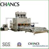 120t машина давления Laminatin 3 слоев горячая для машинного оборудования Woodworking