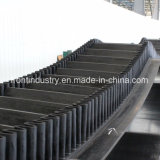 Конвейерная сверхмощной Corrugated стенки резиновый (DIN22131/AS)
