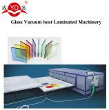エヴァのガラス薄板になる機械/真空の暖房の薄板にされたガラスの暖房機械