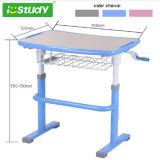 Macao-internationale Schule-heißer Feld-Kursteilnehmer-Schreibtisch-Stuhl Hya-103