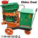 中国の石炭の具体的なぬれた噴霧のShotcrete機械