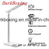 Cargador sin hilos Emergency de la batería móvil con el USB ninguna lámpara de vector del estroboscópico