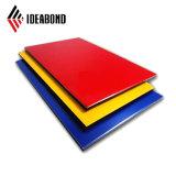Ideabond 벽 장식적인 위원회 높은 광택 경쟁가격을%s 가진 알루미늄 샌드위치 위원회