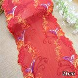 accessori all'ingrosso di guarnizione dell'indumento del merletto del bordo del ricamo di modo del bordo di 20cm