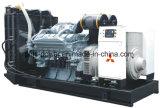 De diesel Reeks van de Generator met de Motor van Mitsubishi
