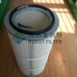 Forst Micron Dust Collector filtro de ar comprimido com espuma de poliéster plissado