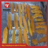 Maquinaria de alimento do equipamento de secagem de ar quente de batata doce