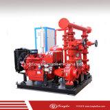 Single-Stage motor diesel de combate a incêndio Bombas de Água