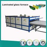 Máquina de laminado de vidrio automática