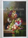 Handgemachtes klassisches Frucht-Ölgemälde von China