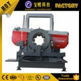 중국 공급자 건설장비 철도 금속 절단 악대는 기계를 보았다